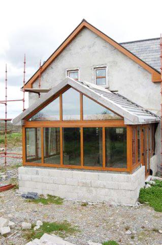 harrington roofline
